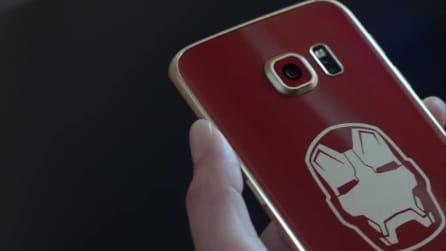 Samsung Galaxy S6, ecco l'edizione speciale dedicata ad Iron Man