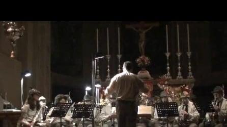 Fanfara alpina di Prezzate concerto