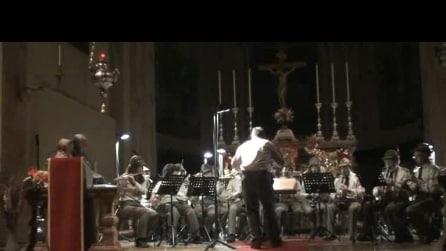 Fanfara alpina di Prezzate concerto per il 24 maggio