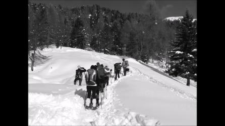 8 febbraio 2015: Alla Cima Iuribrutto