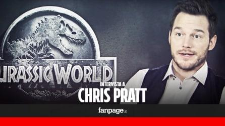 """""""Jurassic World"""", Chris Pratt: """"Owen Grady è giovane, affascinante e temerario...proprio come me!"""""""
