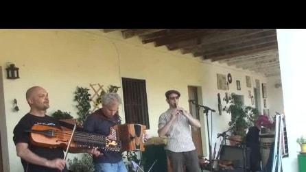 suonatori della valfregia a isola folck de 2 6 2015 3° video