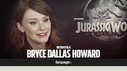 """'Jurassic World', Bryce Dallas Howard: """"Questo film è un omaggio al primo Jurassic Park"""""""