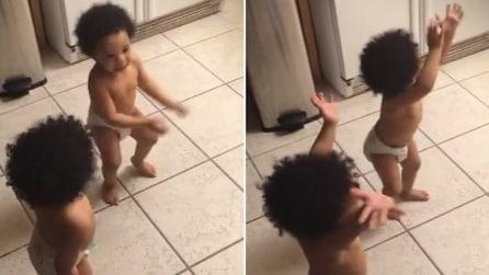 I gemellini che ballano sulle note di Beyoncé vi faranno impazzire!