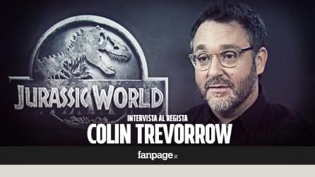 """'Jurassic World', Colin Trevorrow: """"L'aiuto di Steven Spielberg è stato fondamentale"""""""