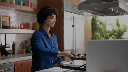 June, il forno intelligente che cucina da solo