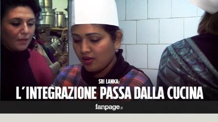 Sri Lanka: l'integrazione passa per la cucina