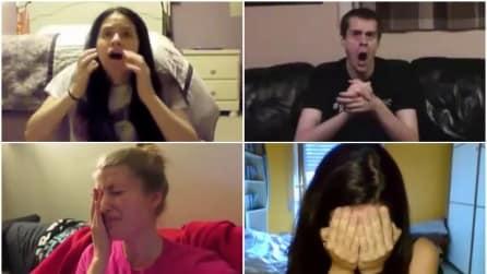 """Le reazioni più divertenti dei fans mentre guardano il finale di """"Game of Thrones"""""""