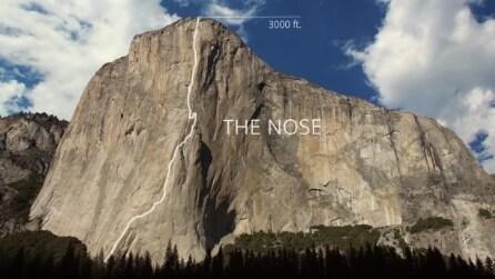 Google scala una delle montagne più ripide al mondo: le vertiginose immagini