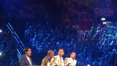 X-Factor 9, i casting a Roma