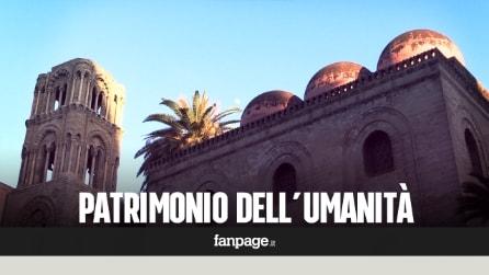 I tesori di Palermo diventati Patrimonio mondiale dell'umanità UNESCO
