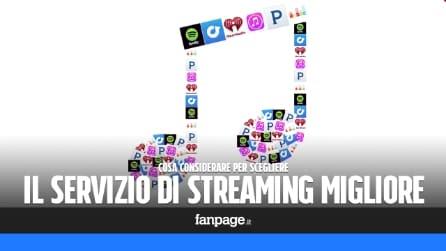 Come scegliere il servizio di streaming musicale migliore