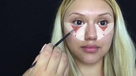 Da clown a diva: il tutorial per creare il contouring perfetto
