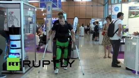"""La sedia """"speciale"""" che aiuta a camminare: la geniale invenzione"""