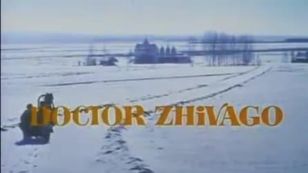 Il trailer originale di Doctor Zhivago