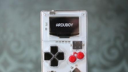 Arduboy, il biglietto da visita interattivo che si trasforma in un GameBoy