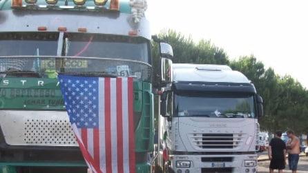 8° truck raduno XX SECOLO del 2015 2° video