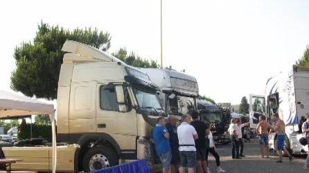 8° truck raduno XX SECOLO del 2015 5° video