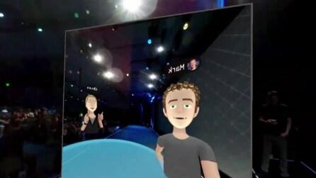"""Oculus Rift, com'è la realtà virtuale secondo Zuckerberg: """"Sono come Justin Timberlake"""""""