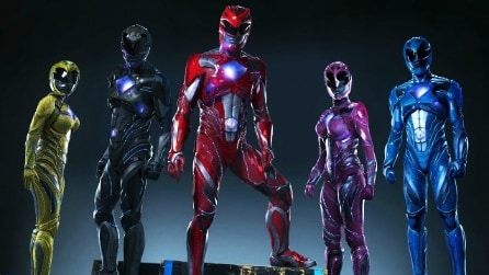 """Power Rangers"", il teaser trailer"