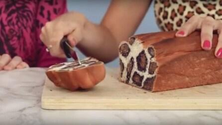 Come preparare il pane leopardato