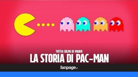 Tutta Colpa di Mario - Pac Man compie 35 anni: la sua storia