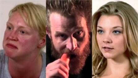Quando ancora non erano famosi: le audizioni degli attori di Game of Thrones