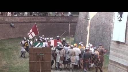 Festa in rocca a urgnano del 7 2015