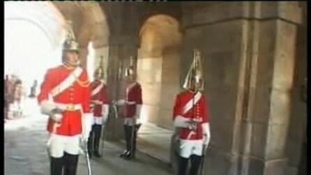 Horse Guards Parade - Cambio della Guardia (Dismounting Ceremony)