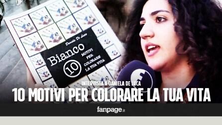 Bianco 10 motivi per colorare la tua vita, intervista a Daniela De Luca