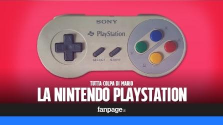 Tutta Colpa di Mario - La storia del prototipo (mai lanciato) della Nintendo PlayStation
