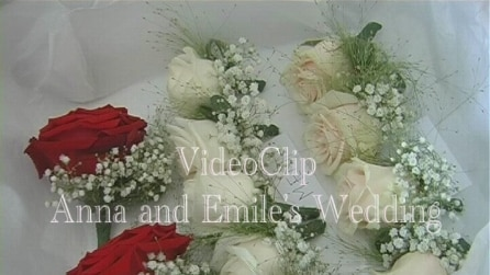 VideoClip Anna and Emile's Wedding