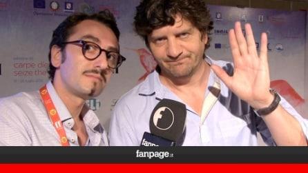 """Fabio De Luigi al Giffoni 2015: """"Mi cimento come regista, è giusto provare altre strade"""""""