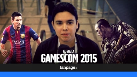 Al via la Gamescom 2015: la fiera di videogiochi più importante d'Europa