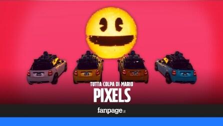 Tutta Colpa di Mario - Pixels, il film che porta i videogiochi degli anni '80 sul grande schermo