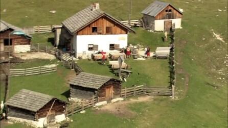 Südtirol, bäuerliche Landschaften Alto Adige, paesaggi rurali South Tyrol, rural countrysides