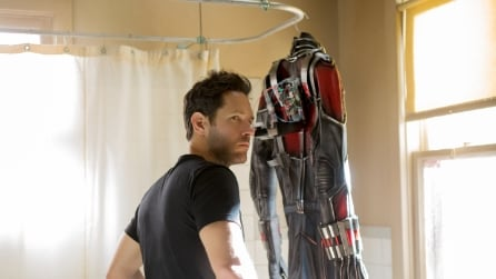 "Scott Lang si trasforma in ""Ant-man"" (ESCLUSIVA)"