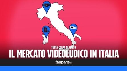 Tutta Colpa di Mario - Il mercato italiano dei videogiochi
