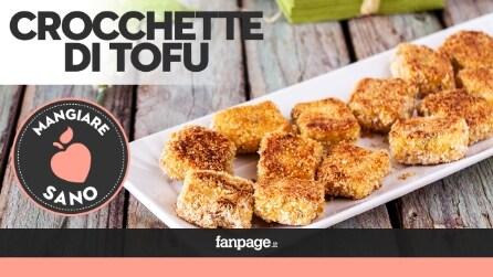 Come preparare le Crocchette di Tofu, un aperitivo sfizioso e leggero