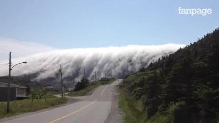 Tsunami? Bomba atômica? Parece um cenário apocalíptico, a verdade é outra