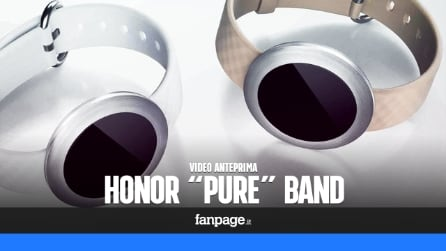Honor Pure Band - Video Anteprima