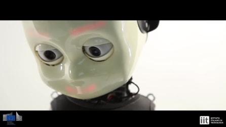 iCub, il robot italiano arriva al MIT