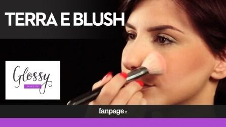 Terra e Blush, differenze e corretto utilizzo per il make up