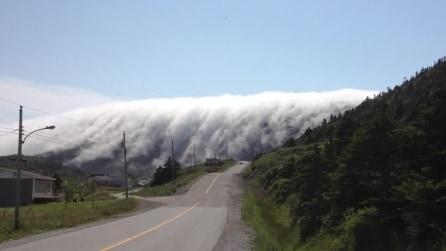 Tsunami? Bomba atomica? Sembra uno scenario apocalittico, la verità è un'altra