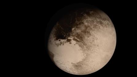 """In viaggio sopra Plutone: un video suggestivo mostra il vero volto del """"pianeta nano"""""""
