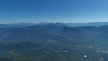 2015-08-30 Panorama dal Monte Testa Nera