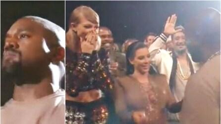 "Kanye West agli MTV Awards: ""Mi candiderò alle presidenziali 2020"""
