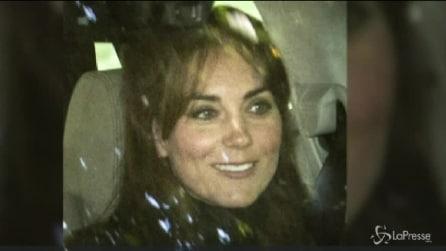Kate Middleton sfoggia il suo nuovo taglio di capelli: ciuffo corto e look sbarazzino