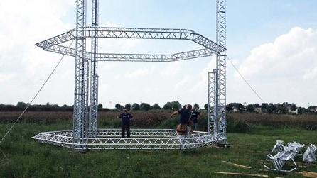 La stampante 3D più grande del mondo è un progetto italiano: con la BigDelta si costruiranno case
