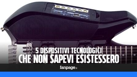 5 gadget tecnologici dei quali non eri a conoscenza - Puntata 17